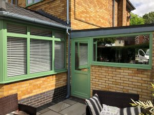 do i need planning permission for a tiled conservatory roof?