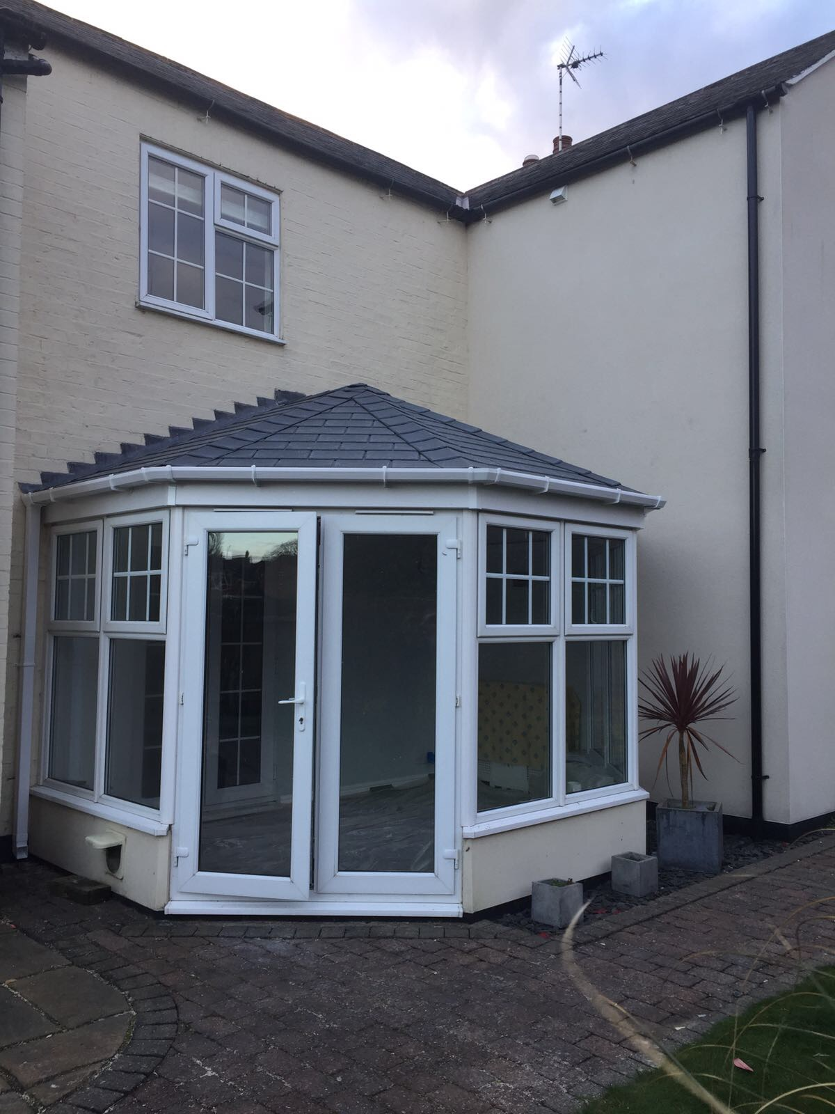 Do I Need Planning Permission To Tile My Conservatory Roof