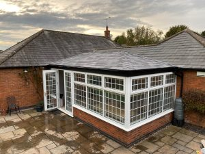 conservatory warmer tiled roof