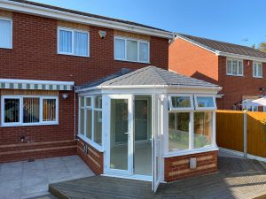 Conservatory Roof In Leicestershire Conservatory Roof Systems